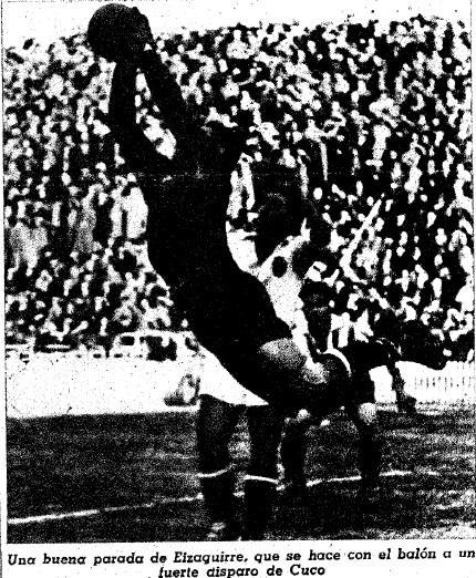 31.01.1943: Valencia CF 1 - 0 Dep. Coruña