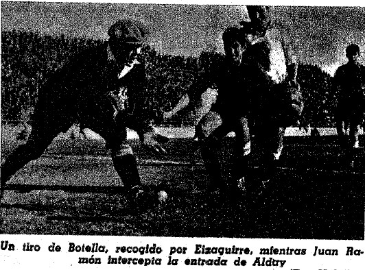 04.04.1943: Valencia CF 3 - 3 Real Madrid