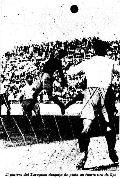 16.05.1943: Valencia CF 0 - 1 Real Zaragoza