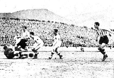 06.06.1943: Athletic Club 1 - 0 Valencia CF