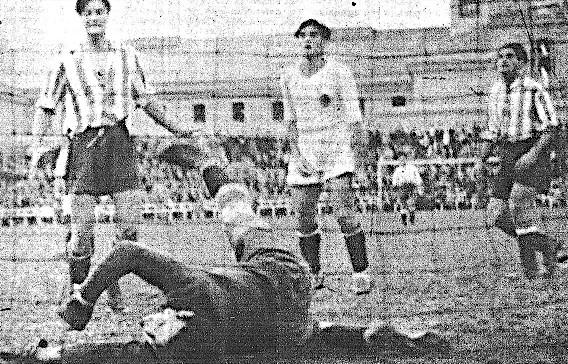 24.10.1943: Granada CF 1 - 3 Valencia CF