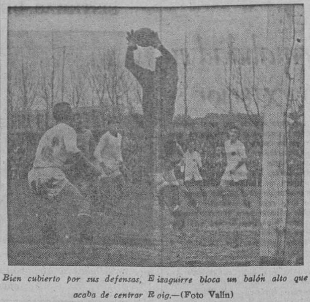 28.11.1943: Celta de Vigo 1 - 2 Valencia CF
