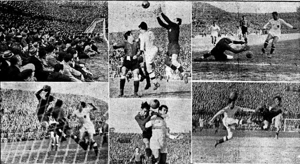 16.01.1944: FC Barcelona 1 - 1 Valencia CF