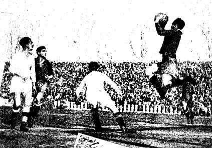 30.01.1944: Sevilla FC 0 - 2 Valencia CF