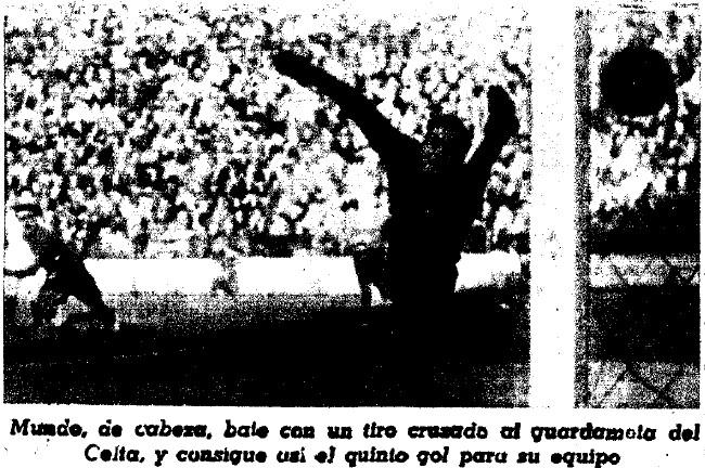 12.03.1944: Valencia CF 5 - 1 Celta de Vigo