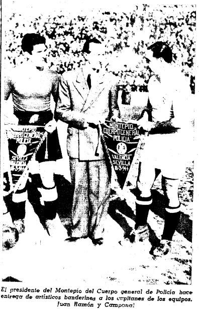 16.03.1944: Valencia CF 1 - 2 Sevilla FC
