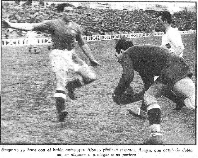 02.04.1944: Real Madrid 1 - 1 Valencia CF