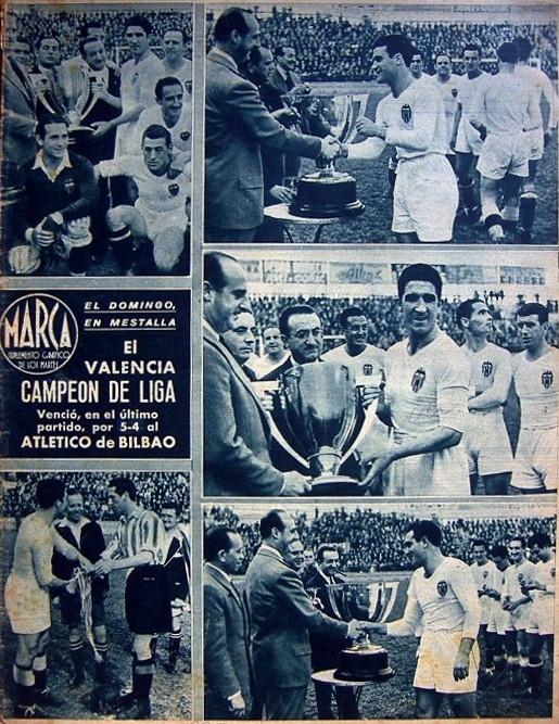 09.04.1944: Valencia CF 5 - 4 Athletic Club