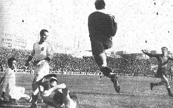 15.10.1944: Real Madrid 1 - 1 Valencia CF