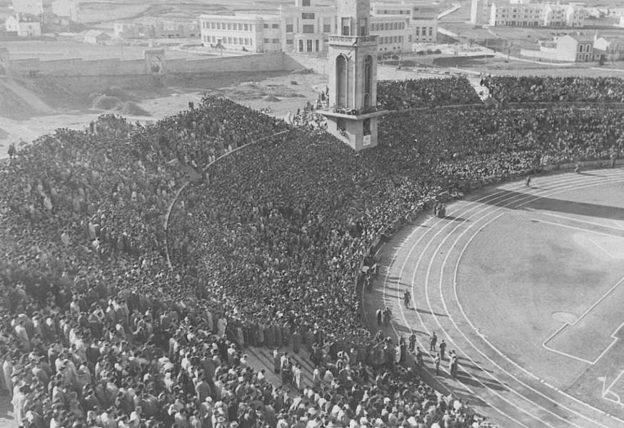 29.10.1944: Dep. Coruña 2 - 3 Valencia CF