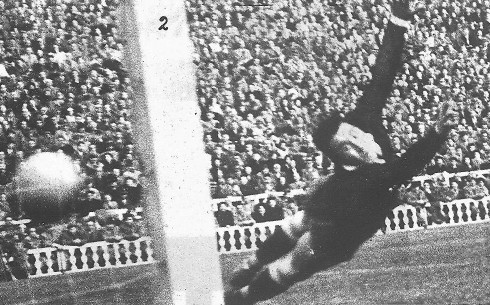 03.12.1944: FC Barcelona 1 - 0 Valencia CF