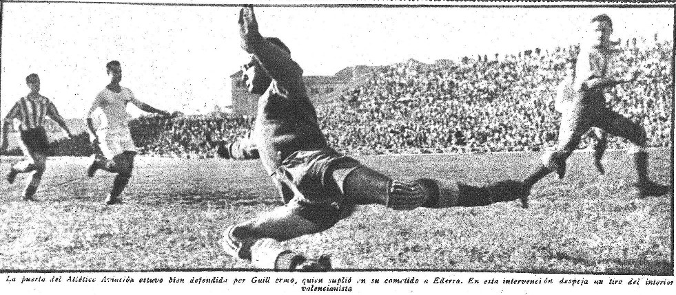 15.04.1945: At. Madrid 4 - 1 Valencia CF
