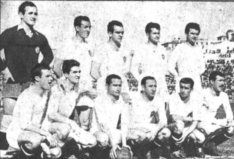 27.05.1945: Sevilla FC 2 - 0 Valencia CF