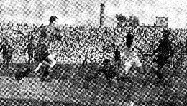 16.09.1945: FC Barcelona 2 - 5 Valencia CF