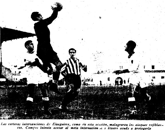 06.01.1946: At. Madrid 0 - 0 Valencia CF