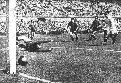 09.06.1946: Real Madrid 3 - 1 Valencia CF