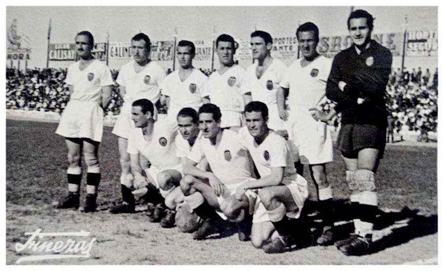 23.03.1947: RCD Espanyol 1 - 2 Valencia CF