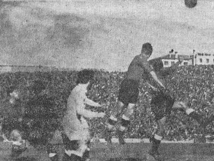 06.04.1947: Real Madrid 2 - 4 Valencia CF