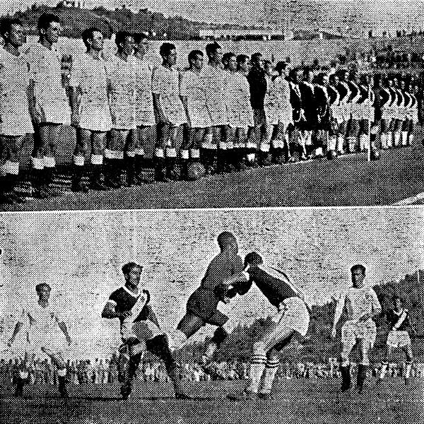 19.06.1947: Vasco da Gama 4 - 1 Valencia CF