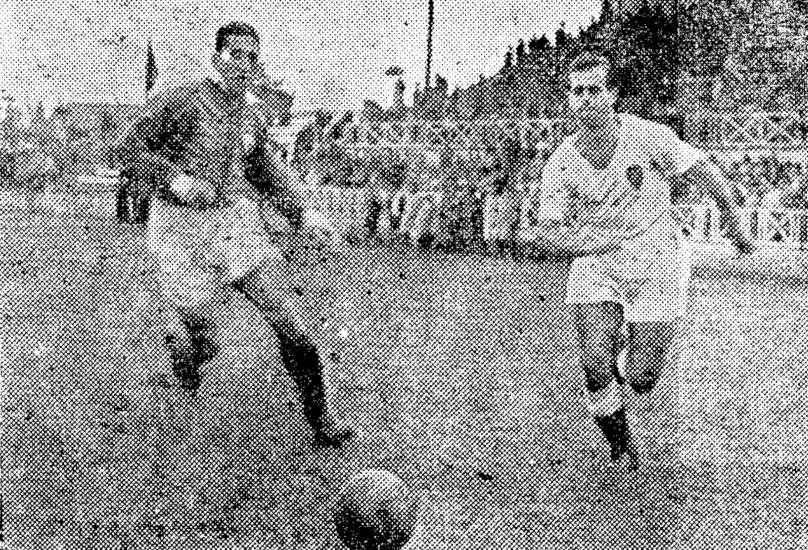 30.11.1947: Gim. Tarragona 1 - 0 Valencia CF