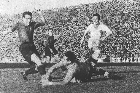 14.12.1947: FC Barcelona 1 - 1 Valencia CF