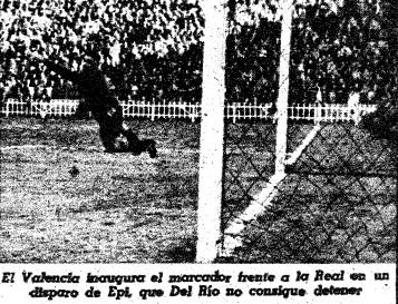 04.01.1948: Valencia CF 2 - 1 Real Sociedad