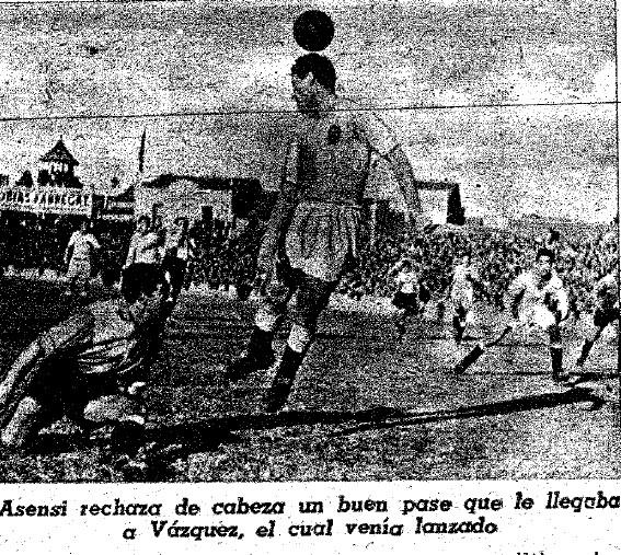 08.02.1948: CE Sabadell 3 - 2 Valencia CF