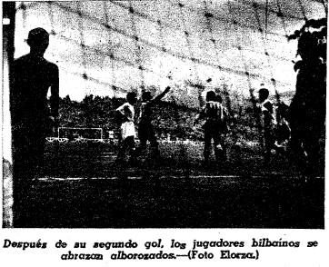 15.02.1948: Athletic Club 2 - 1 Valencia CF