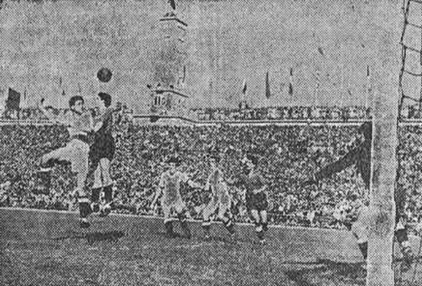 28.03.1948: Real Madrid 1 - 1 Valencia CF