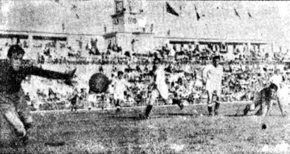 13.06.1948: Real Madrid 3 - 1 Valencia CF