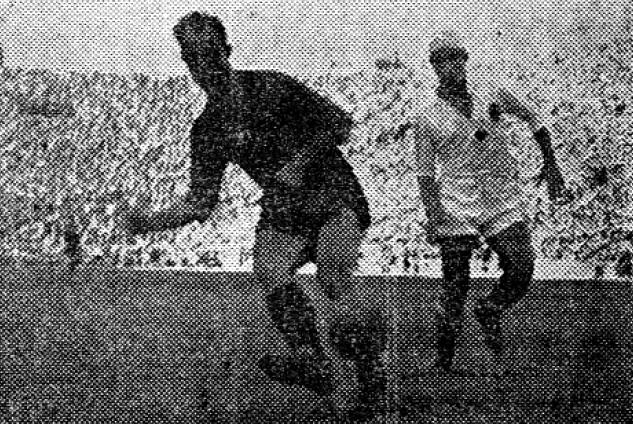 31.10.1948: FC Barcelona 4 - 3 Valencia CF