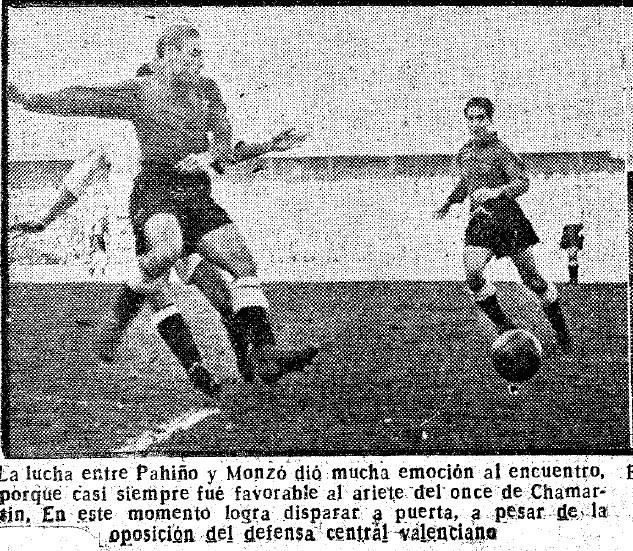 16.01.1949: Real Madrid 4 - 3 Valencia CF