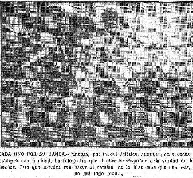 06.03.1949: At. Madrid 2 - 2 Valencia CF