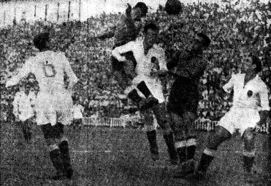 09.10.1949: Valencia CF 2 - 2 Real Madrid
