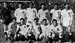12.10.1949: FC Barcelona 4 - 7 Valencia CF