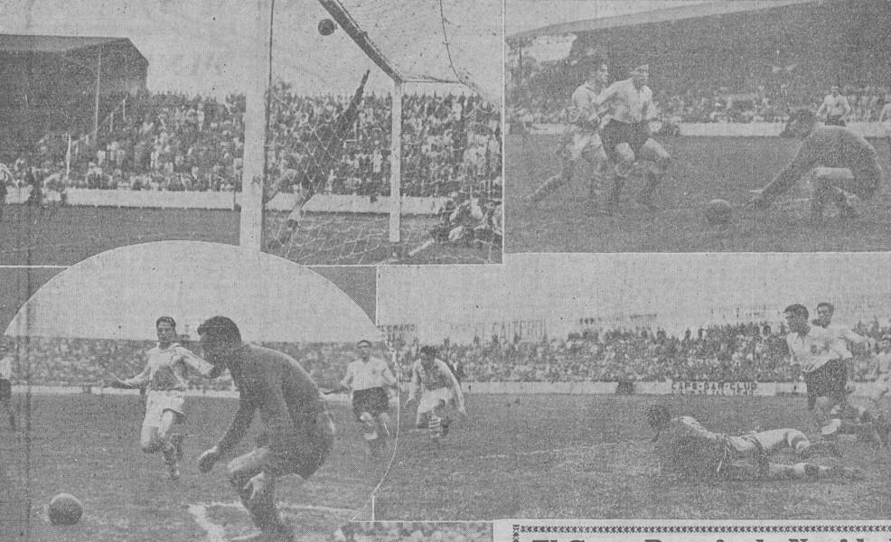 18.12.1949: Celta de Vigo 3 - 2 Valencia CF