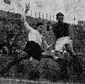 08.01.1950: Valencia CF 2 - 2 S.L. Almagro