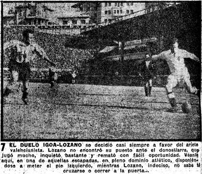 23.04.1950: At. Madrid 4 - 4 Valencia CF