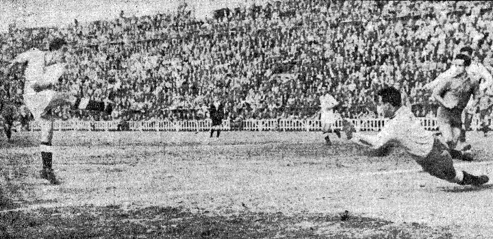07.05.1950: Valencia CF 8 - 0 RCD Mallorca