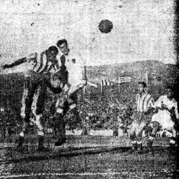 31.12.1950: Málaga CF 0 - 2 Valencia CF