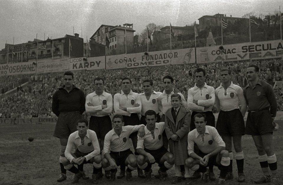 14.01.1951: Real Sociedad 3 - 0 Valencia CF
