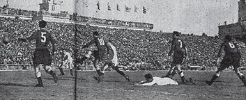 29.04.1951: Real Madrid 3 - 2 Valencia CF