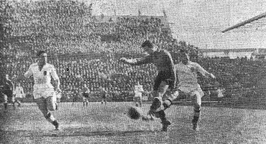 03.05.1951: Valencia CF 1 - 5 Real Madrid