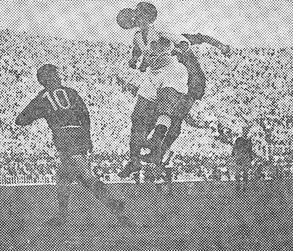 30.09.1951: FC Barcelona 1 - 3 Valencia CF