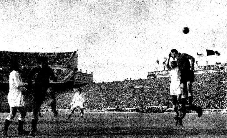 14.10.1951: Real Madrid 3 - 1 Valencia CF