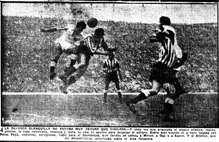 09.12.1951: At. Madrid 4 - 0 Valencia CF