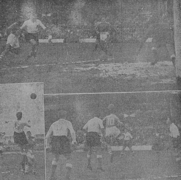17.12.1950: Celta de Vigo 5 - 1 Valencia CF