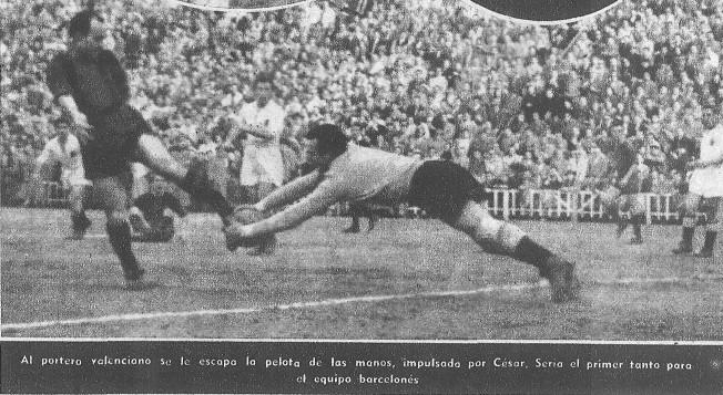 20.01.1952: Valencia CF 2 - 2 FC Barcelona