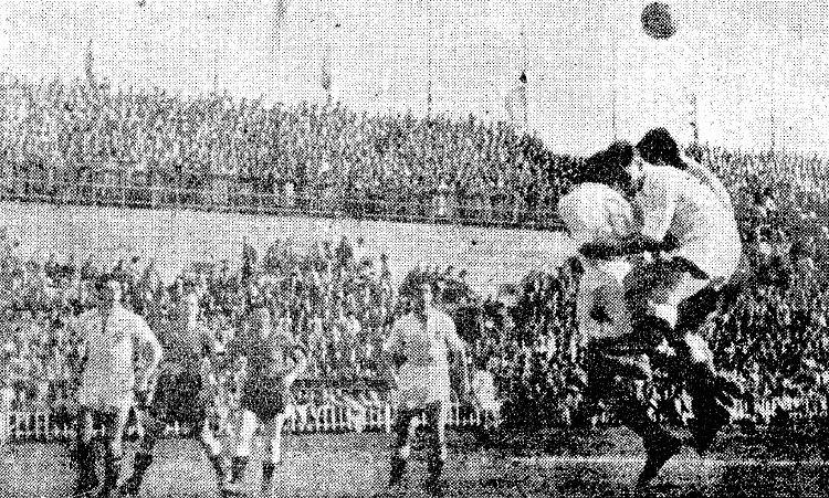 03.02.1952: Valencia CF 2 - 1 Real Madrid