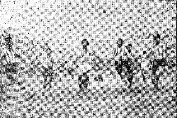 17.02.1952: Valencia CF 1 - 1 Rac. Santander